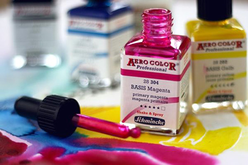 AERO COLOR Professional Schmincke