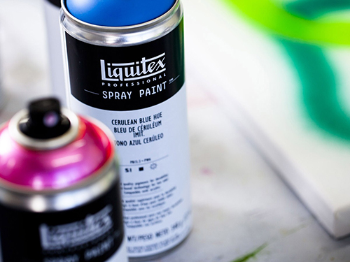 Colori acrilici Liquitex Spray Paint