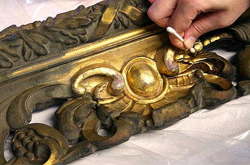 Pulitore per oro in foglia